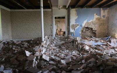 La démolition… printemps été automne hiver 2019/2020